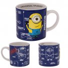 Despicable Me Minion Mug Minion Blueprint Minion Mayhem Universal Studios