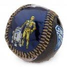 Star Wars Baseball Star Tours Hasbro Disney C-3PO R2-D2 Starspeeder 1000