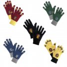 Harry Potter Gloves Choice of Hogwarts House or Lot Wizarding World Universal