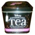 Alice In Wonderland Topsy Turvy Blend Loose Leaf Tea Cheshire Cat Tin Disney