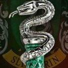 Harry Potter Hogwarts House Slytherin 24k Gold Plated Pen Noble Collection