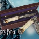 Harry Potter Albus Dumbledore Folding Knife With Collectors Case