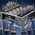 Batman Chess Set Dark Knight Rises Batman Begins Noble Collection