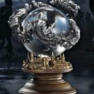 Harry Potter Dementors Crystal Ball Hogwarts Noble Collection