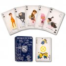 Despicable Me Playing Card Set Universal Studios Collectible Gru Minions