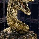 Basilisk Bookend Harry Potter Noble Wizarding World Chamber of Secrets
