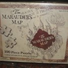 Marauder's Map Puzzle Wizarding World Harry Potter Universal 18 x 24 300 Pieces