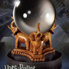 Wizarding World Harry Potter Divination Crystal Ball Universal Noble Collection