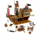 Mickey Mouse Pirates of the Caribbean Pirate Ship Playset Disney Parks