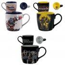Transformers Choice of Optimus Prime Bumblebee Megatron Coffee Mug Universal
