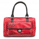 Minnie Mouse Red White Polka Dot Purse Handbag Disney Parks