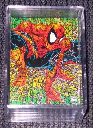Spider-Man 1 The McFarlane Era (Comic Images 1992) - Near Card Set 88/90 EX