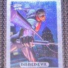 Marvel Masterpieces 1994 (Fleer) Holofoil Card #3- Daredevil EX