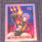 Marvel Masterpieces 1994 (Fleer) Holofoil Card #10- War Machine NM