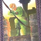 DC Master Series (SkyBox 1994) Foil Card F3 - Green Arrow EX