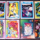 Silver Surfer Lot of 8 Cards