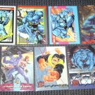 Beast Cards- X-Men Marvel Ultra Universe- Lot of 7 NM-M
