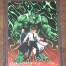 1994 Flair Marvel Universe (Fleer) Card #2- The Incredible Hulk NM