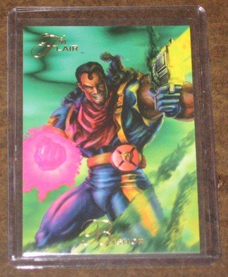 1994 Flair Marvel Universe (Fleer) Card #143- Bishop NM