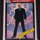 Marvel Universe Series 1 (Impel 1990) Card #7- Professor X NM