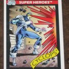 Marvel Universe Series 1 (Impel 1990) Card #8- Cyclops NM