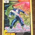 Marvel Universe Series 2 (Impel 1991) Card #51- Cyclops NM