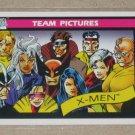 Marvel Universe Series 1 (Impel 1990) Card #139- X-Men NM