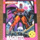 X-Men Series 1 (Impel 1992) Card #41- Magneto NM