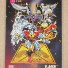 Marvel Universe Series 3 (Impel 1992) Card #179- X-Men NM