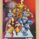 Marvel Universe Series 3 (Impel 1992) Card #182- X-Men NM