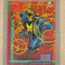Marvel Universe Series 4 (SkyBox 1993) Card #43- Havok NM