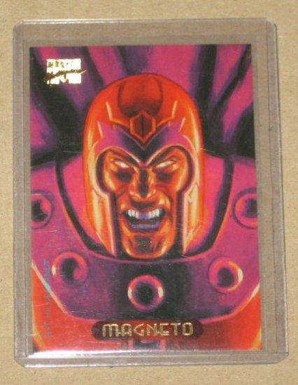 Marvel Masterpieces 1994 (Fleer) Card #70- Magneto NM