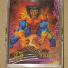 X-Men: Wolverine, Fleer Ultra (Fleer/Skybox 1996) - Single Cards