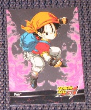 Dragon Ball GT (Artbox 2003) Foil Card R2- Pan NM