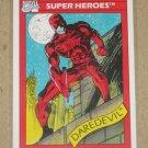 Marvel Universe Series 1 (Impel 1990) Card #4- Daredevil NM