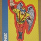 70 Years of Marvel Comics (Rittenhouse 2010) Sticker Card S16- Angel NM