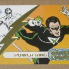 Justice League of America Archives (Rittenhouse 2009) Other Earths Card OE5- Power Ring EX-MT