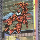 Marvel Universe Series 4 (SkyBox 1993) Card #57- Carnage EX-MT