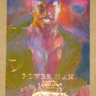 Marvel Masterpieces Set 3 (Upper Deck 2008) Knights Chase Card MK 8 - Power Man EX