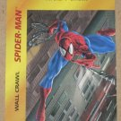 Marvel OverPower (Fleer 1995) - Spider-Man Wall Crawl NM