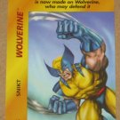 Marvel OverPower (Fleer 1995) - Wolverine Snikt NM