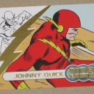 Justice League of America Archives (Rittenhouse 2009) Other Earths Card OE4- Johnny Quick EX-MT