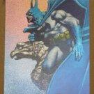 Batman Saga of the Dark Knight (SkyBox 1994) - Spectra-Etch Card B4 EX