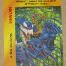 Marvel OverPower (Fleer 1995) - Venom Alien Webbing NM