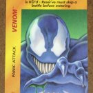 Marvel OverPower (Fleer 1995) - Venom Panic Attack Card EX
