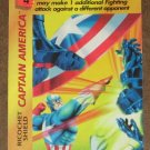 Marvel OverPower (Fleer 1995) - Captain America Ricochet Shield Card NM