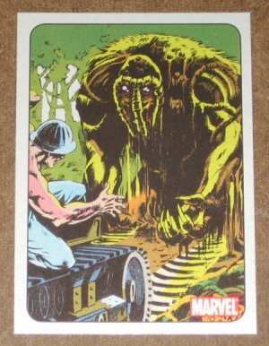 70 Years of Marvel Comics (Rittenhouse 2010) Metalic Ink Parallel Card #42- 1979 NM