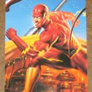 DC versus Marvel (Fleer/SkyBox 1995) Impact Card #8- Flash EX-MT