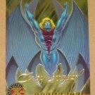 X-Men All Chromium, Fleer Ultra 1995 - Gold-foil Signature Card #1- Archangel NM