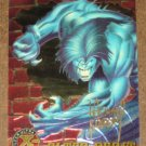 X-Men All Chromium, Fleer Ultra 1995 - Gold-foil Signature Card #39- Alter Beast NM